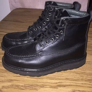 Shoes - Men's thick work boots